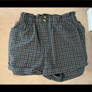 AE Paperbag Shorts